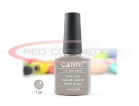 Oja Semipermanenta Light Gray 128 - Canni