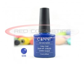 Oja Semipermanenta Medium Blue 035 - Canni