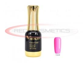 Oja Semipermanenta Fluorescent Pink 1024 - Venalisa