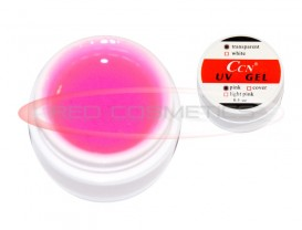 Gel UV  Roz  Transparent - CCN