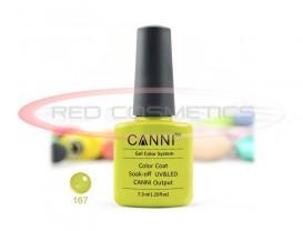 Oja Semipermanenta Lime Color 167 - Canni