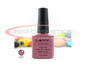 Oja Semipermanenta Pastel Pink 087 - Canni