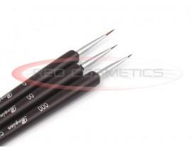 Set 3 Pensule Nail Art