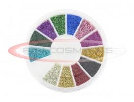 Carusel Perle - Multicolore