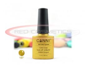 Oja Semipermanenta Beauty Gold 197 - Canni