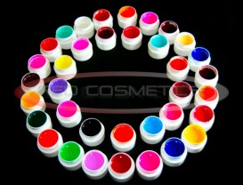 Set 36 Geluri Colorate - Coco